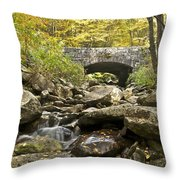 Stone Bridge 6063 Throw Pillow