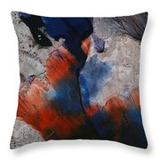 Stone Spirit Throw Pillow
