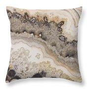 Stone Vision Corral - C Throw Pillow