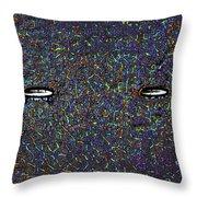 Zazlo The Tepid Throw Pillow