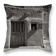 Stones And Trunk Throw Pillow