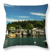 Stonington #1 Throw Pillow