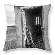 Storage Throw Pillow