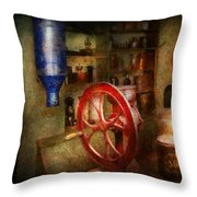 Store - Everything Is For Sale Throw Pillow by Mike Savad