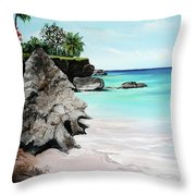 Store Bay Tobago Throw Pillow