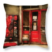 Store - Waterford Va - General Store Throw Pillow