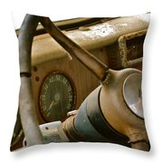 Stories It Could Tell Throw Pillow