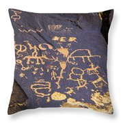 Stories Left Behind Throw Pillow