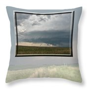 Storm Collection Throw Pillow