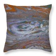 Storm - Original Nfs Throw Pillow