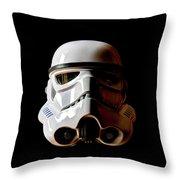 Stormtrooper 1 Throw Pillow