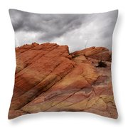 Stormy Weather 4 Throw Pillow