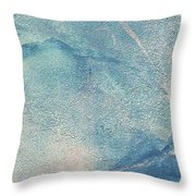Stormy Throw Pillow by Writermore Arts