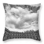 St.petersburg  #9868 Throw Pillow