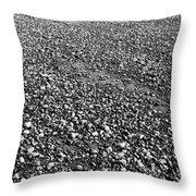 Strand #6 - Beach #6 Throw Pillow