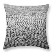 Strand #7 - Beach #7 Throw Pillow
