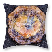 Stranded Jelly Fish Throw Pillow