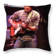 Strange Vine Guitarist Toby Cordova Throw Pillow