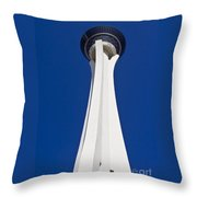 Stratosphere Throw Pillow