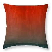 Streaked Throw Pillow