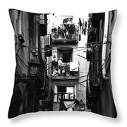 Street 1 Throw Pillow