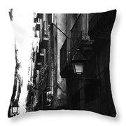 Street 5 Throw Pillow