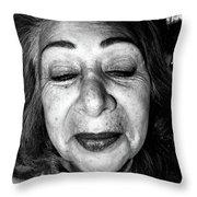 Street Portrait   303  Throw Pillow
