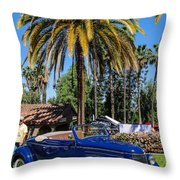 Street Rod In Meguiar's Circle Of Excellence Throw Pillow