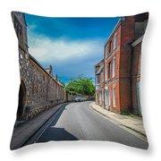 Streetphotography  Throw Pillow