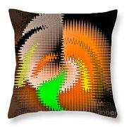 Stress Disconnection Throw Pillow
