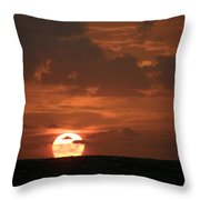 Stretch And Rise Throw Pillow