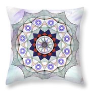 Strike 12 Throw Pillow