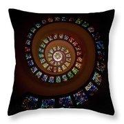 Thanksgiving Chapel  Throw Pillow