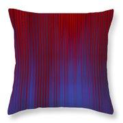 Stripes 842 Throw Pillow
