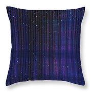 Stripes 865 Throw Pillow