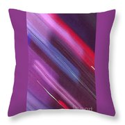 Stripes Abstract Throw Pillow