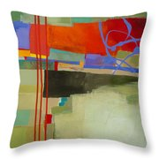 Stripes And Dips 2 Throw Pillow