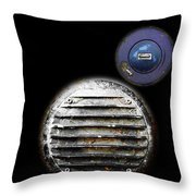 Stroller Throw Pillow