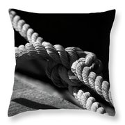 Strong As Ever Throw Pillow