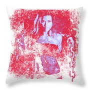 Strong Women 1 Throw Pillow