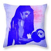 Strong Women 5 Throw Pillow
