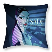 Stronger Than Pride Throw Pillow by Nelson Dedos Garcia