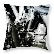 Structure 1487 H_2 Throw Pillow