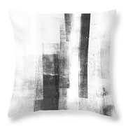 Structure 2 Throw Pillow