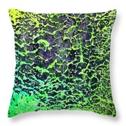 Structure Of Outer Space Throw Pillow