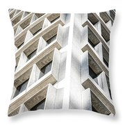 Structured 28 Throw Pillow