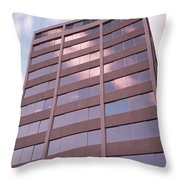 Structured 41 Throw Pillow