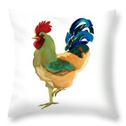 Strut Your Stuff - 6 Throw Pillow