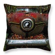 Studebaker Commander Throw Pillow