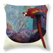 Study For Polly 1923 Throw Pillow
